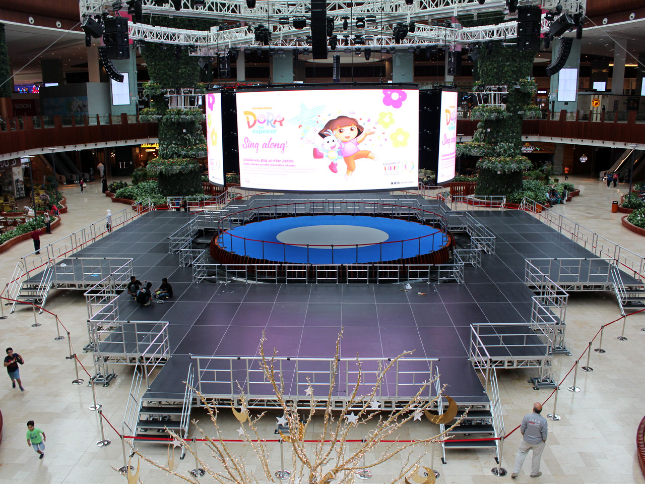 Mall Of Qatar Oasis Stage-May 2019
